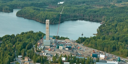mining operations red lake
