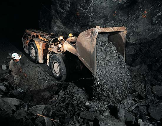 Mining Operations Red Lake Largest Gold Mines In The