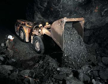 operations underground mining at Red Lake